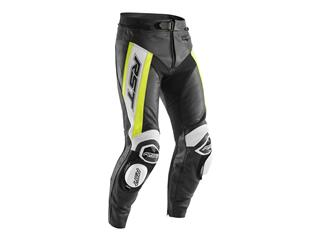 RST TracTech Evo R Pants CE Leather Flo Yellow Size M
