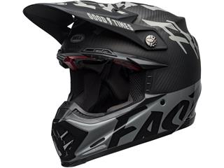 BELL Moto-9 Flex Fasthouse WRWF Black/White/Gray Size XS