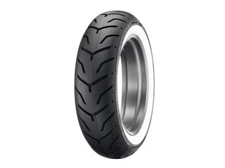 DUNLOP Tyre D407 WWW (HARLEY-D) Wide-White-Sidewall 180/65 B 16 M/C 81H TL