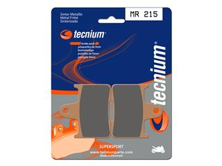 TECNIUM Brake Pads MR215 Sintered Metal