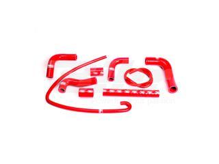 Kit manguitos Samco Ducati rojo DUC-11-RD