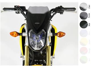 MRA Sport Wind Screen Black Honda MSX125