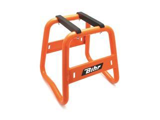 Stand moto BIHR Grand Prix alu orange