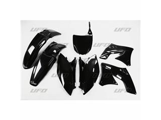 Kit plastique UFO noir Kawasaki KX250F - 78244020
