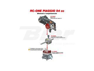Carter motor completo MHR RC - one (PIAGGIO) Malossi 5715845 - 2a7bc8f8-7fe9-4d07-b4af-12fb06430856