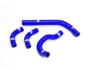 Durites de radiateur SAMCO type origine bleu - 4 durites Honda CRF250R/X - 44067444