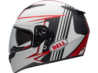 BELL RS-2 Helmet Swift White/Black Size XL - 2a89faae-f142-42bf-bec0-d5e1dd787ece
