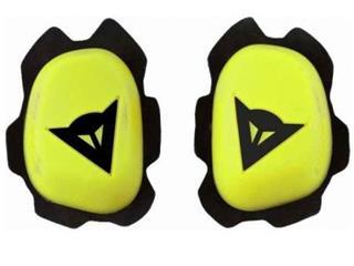 Dainese B60D11 Knee Sliders Yellow/Black