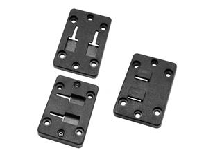 SO EASY RIDER T-Slot Adapters for T-Fighter