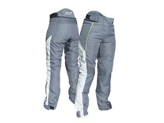 Pantalon RST Ladies Gemma textile gris/flo yellow taille L femme - 2b15229a-c99d-4266-a689-413177a722f5