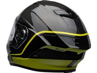 BELL Race Star Flex DLX Helmet Velocity Matte/Gloss Black/Hi Viz Size L - 2b379bfe-6adc-49a7-b375-9d832d73fdfd