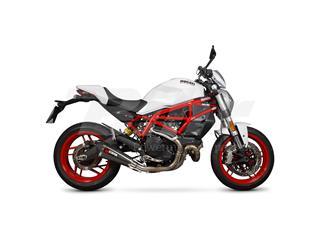 Escape Scorpion Serket Ducati Monster 797 Carbono No homologado