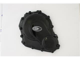 Couvre-carter droit R&G RACING noir Suzuki GSX-R600/750 - 443402