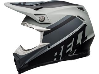 Casque BELL Moto-9 Mips Prophecy Matte Gray/Black/White taille M - 2bc4ed4a-51f7-429c-8c1f-2eb9346b3251