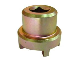 JMP Spanner Nut Socket for Swingarm/Chassis ID30mm/OD43.2mm 4 Pins Suzuki