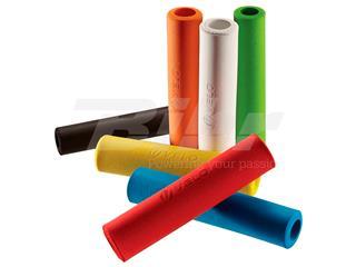 Punhos Velo em silicone, 130 mm, ultraleve, amarela - 35489
