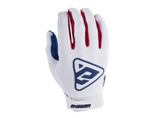 ANSWER AR3 Gloves White/Red Size XXL