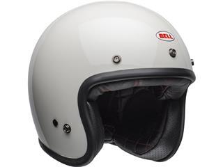 Capacete Bell Custom 500 (Sem Acessórios) Blanco, Tamanho XXL - 2c9ff0cb-b660-44d4-ba84-d2ba98a8e819