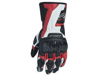 RST Delta III CE Gloves Leather Red Size XL/11