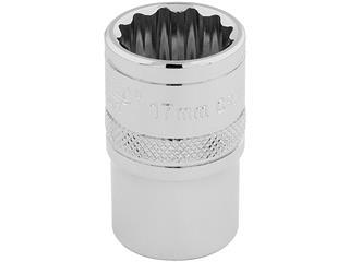 DRAPER 1/2 12 points Hi-Torq® 17mm Socket
