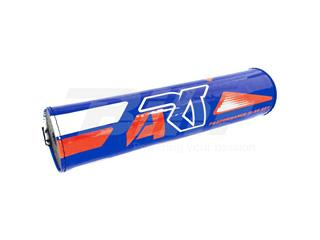 Morcilla protectora de manillar con barra ART azul