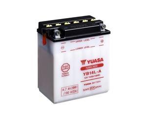 Batterie YUASA YB14L-A conventionnelle
