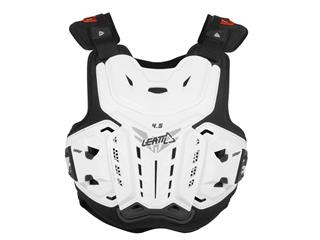 LEATT 4.5 Chest Protector White Size XXL (90-130 kg)