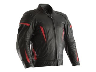 RST GT CE Leather Jacket Red Size M
