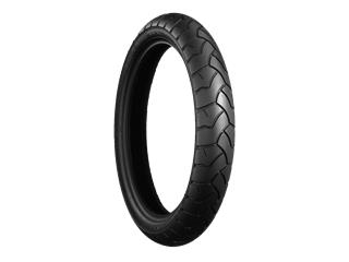 BRIDGESTONE Tyre BATTLE WING 501 F Honda 1200 Cross Tourer, Triumph Tiger 1200 110/80 R 19 M/C 59V TL