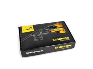 Inyector dual Scottoiler Scorpion - 69900048