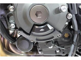 Protector de la tapa del motor Gilles Tooling (lado izquierdo), negro - 2e0b1ff7-e660-4528-a834-14d6225c7424
