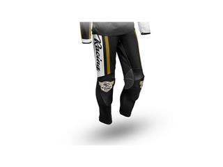 S3 Vint Pants White/Black Size 38