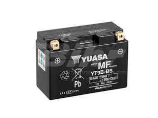 Batería Yuasa YT9B-BS Combipack (con electrolito)