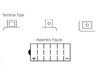Batterie YUASA Y50-N18A-A conventionnelle - 2e7aac7c-fa41-42c5-9ae3-7959323d178d