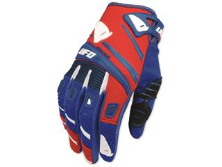 UFO Trace Gloves Red/Blue Size 9(EU) - M(US)   - GA04405BCM