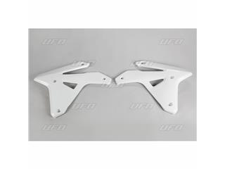 Ouïes de radiateur UFO blanc Suzuki RM-Z450 - 78334010