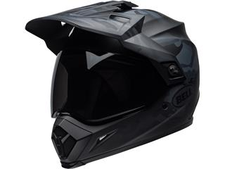 BELL MX-9 Adventure Mips Helmet Stealth Matte Black Camo Size XXL