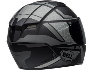 BELL Qualifier Helmet Flare Matte Black/Gray Size M - 2f108291-8e2f-46f8-9c76-8ad2e0ec5200