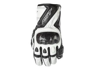 RST Ladies Stunt III CE Gloves Leather/Textile White Size M/07 Women
