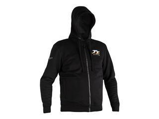 RST IOM TT Zip Through Reinforced Hoodie Black Men - 2f578839-c3d1-47be-851c-bf0191c7d848