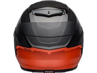 BELL Race Star Flex DLX Helmet Carbon Lux Matte/Gloss Black/Orange Size L - 2f625a26-6d7e-4ff3-908c-da20e8dd72a2