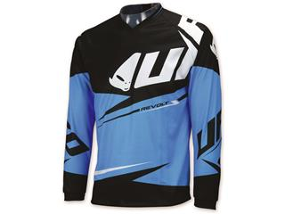 UFO Revolt Jersey Junior Blue/Black Size XS
