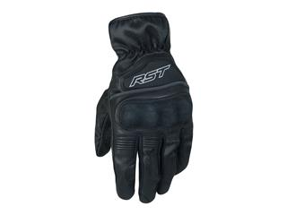 RST Raid CE Leather Gloves Black Size S