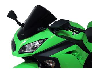 MRA Racing Windshield Black Kawasaki Ninja 300