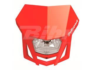 Careta polisport LMX rojo 8657600006