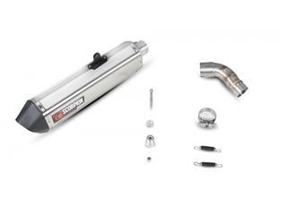 Silencieux SCORPION Serket Parallel inox/casquette ABS noir Suzuki V-Strom 1000 - 2f8d7cee-c727-4589-a391-11d93b3f671f