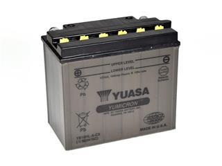 Batterie YUASA YB16HL-A-CX conventionnelle - 32YB16HLACX