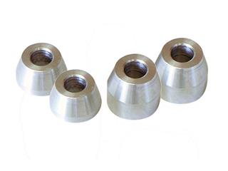 KIT OF ALUMINIUM SOCKETS FOR TPM SERRATED BAR MOUNTS
