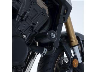 R&G RACING Aero Crash Pads Black Honda CB650R - 6090010401