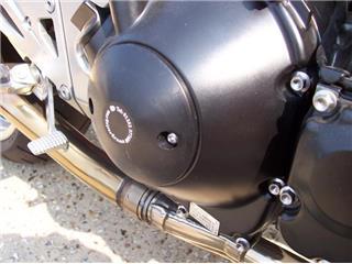 left/right engine case Slider for Z1000 03-06